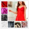 Canxing Microfiber hohes elastisches Nylonspandex-Wäschematt-Gewebe für volles Kleid