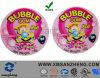 Kundenspezifische runde Luftblasen-Gewehr-farbenreiche eindeutiger Namen-selbstklebende Aufkleber