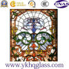 Impressão Digital Painted Patterned Tempered Laminated Building Window Glass Door