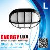E-L13G IP65 amortiguan la lámpara de detección de aluminio al aire libre de movimiento de la carrocería