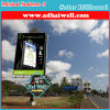 Green Power Solar Solution Werbung Billboard anzeigen