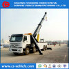 De Slepende Vrachtwagen 360 de Vrachtwagen Wrecker van de Kraan 30ton van de Omwenteling van de Graad volledig van HOWO 8X4 30ton