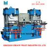 Automatische Rubber Vormende Machine/de Rubber VacuümMachine van het Afgietsel van de Compressie