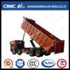 Foton Auman 325-420HP 8*4 Dump Truck avec Euro 2/3/4 Emission