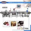 Combinação e Detector de Metais Pesador de verificação para detecção de metal, Peso e Classificação de verificação