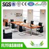 Таблица встречи офиса высокого качества самомоднейшая деревянная с стулом (CT-19)