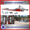 PVC Window와 Door Profile Extruder Machine PVC Window와 Door Profile Making Machine