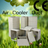 空気Coolerの部分(プラスチックダクトシリーズ)