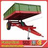 트레일러를 기울이는 농업 기계 농장 트랙터