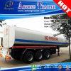 3 dos eixos de petróleo do armazenamento 40cbm do petroleiro reboque líquido Diesel cru Semi