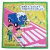 OEM van de fabriek Katoenen van de Douane van de Opbrengst PromotieEmbleem Afgedrukte Vierkante Grote Zakdoek Bandana