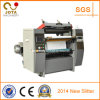 Casher Paper Roll Slitting와 Rewinding Machine