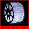 CER RoHS 2wire Round/3wire flache flexible LED Seil-Beleuchtung
