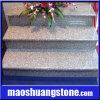 自然なGranite Stone Treads StepおよびIndoorのためのStair