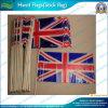 Bandeira de ondulação da mão BRITÂNICA de Jack de união 2014 (B-NF01P02014)