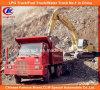 Autocarro con cassone ribaltabile fuori strada del ribaltatore di estrazione mineraria delle rotelle di Sinotruk HOWO 10