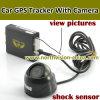 GSM CameraのリアルタイムのCar GPS Tracker