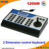 2 dimensions DVR High Speed ​​Dome CCTV PTZ Control Keyboard