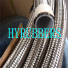 Manguera flexible de metal de acero inoxidable trenzado de la manguera de teflón
