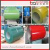 Bobine de Galvalum de couleur pour le réservoir de stockage de pétrole et la feuille de toiture