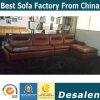 Мебель гостиницы роскошной мебели деревянная кожаный (B. 985)