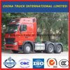 Sinotruck HOWO 6X4 10の車輪の索引車の耕作トラクター