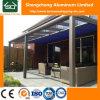 Водоустойчивые крышки Pergola с алюминиевой конструкцией рамки