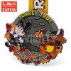 熱い販売の高品質のカスタム堅いエナメルの謝肉祭メダル