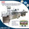 Macchina di riempimento e di coperchiamento del liquido pieno di bolle automatico dell'acqua (YTSP500)