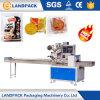 Torta de luna de la empaquetadora de la torta de arroz que hace el tipo empaquetadora de la almohadilla de la máquina
