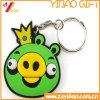 PVC Keychain таможни для выдвиженческого подарка