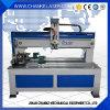 3D Venta caliente del cilindro de madera CNC Router CNC Chanke