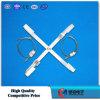 Kabel-Organisator auf Pole ISO, SGS-Bescheinigung