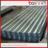 Cubrir la hoja de acero galvanizada acanalada de la hoja de acero