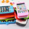 iPhone 6 Plus Cover (C9600)를 위한 실리콘 Mobile Phone Case