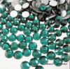 Темно - искусствоа ногтя Rhinestone зеленого цвета камни самоцветов диаманта стикеров кристаллический акриловые
