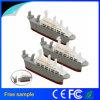 Nave di modello Pendrive dell'azionamento dell'istantaneo del USB del fumetto dell'azionamento della penna della barca