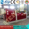 격판덮개 Rolls 선전용 세륨 승인되는 CNC 격판덮개 회전 기계 Mclw12xnc-20*2500