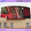 L'arc à haute luminosité plein écran LED incurvée couleur Conseil P16