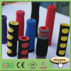 Sicherheit färbte Gummiisolierungs-Schaumgummi-Rohr-Deckel