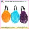 عادة مصنع [إك-فريندلي] قطر شبكة حقيبة مع جلد مقبض مريحة