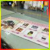 Drapeau de PVC éclairé à contre-jour par câble de prix usine pour la publicité extérieure