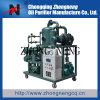 Máquina de filtración aislador del petróleo del transformador del vacío de China, purificador del aceite vegetal de la purificación
