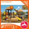Heißestes Baum-Entwurfs-Plättchen-Spielguangzhou-im Freienspielplatz-Gerät
