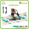 Esteras profesionales absorbentes de la yoga del caucho natural de la calidad de Microfiber