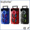 LED-heller beweglicher hölzerner Lautsprecher mit Bluetooth (XH-PS-727)