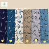 最も売れ行きの良い100%のViscoseのScarfイルカによって印刷されるショールの方法女性