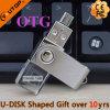 Schwenker des Andriod Mobiltelefon-Geschenk-OTG Kristall-USB-Stock (YT-3270-07)