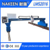 Cortadora de acero del plasma del CNC del pórtico Lms2016