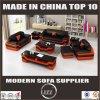Moderno Conjunto de sofá de couro LZ1388